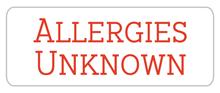 Allergies-Unknown