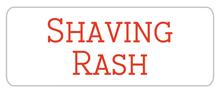 Shaving-Rash